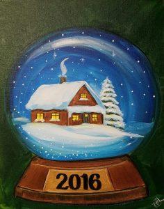 Snow Globe 2016